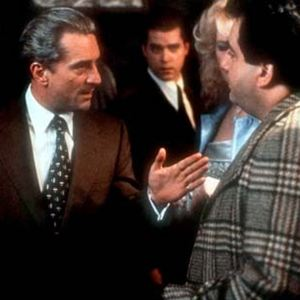Les Affranchis : Photo Ray Liotta, Robert De Niro