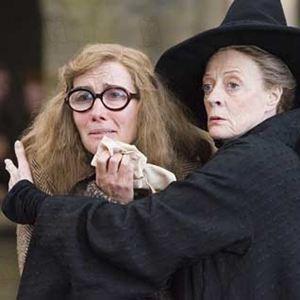 Harry Potter et l'Ordre du Phénix : Photo Emma Thompson, Maggie Smith