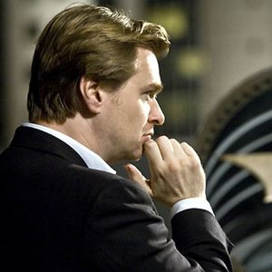The Dark Knight, Le Chevalier Noir : Photo Christopher Nolan