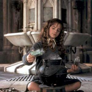 Harry Potter et la chambre des secrets : Photo Emma Watson