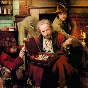 Les Aventures d'Oliver Twist : Photo Elijah Wood, Richard Dreyfuss, Tony Bill
