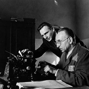La Liste de Schindler : Photo Ben Kingsley, Liam Neeson