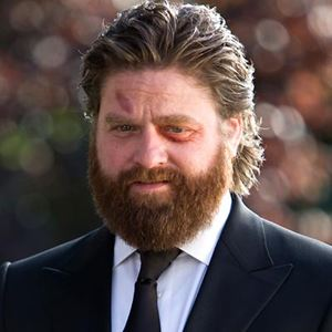 Very Bad Trip : Photo Zach Galifianakis