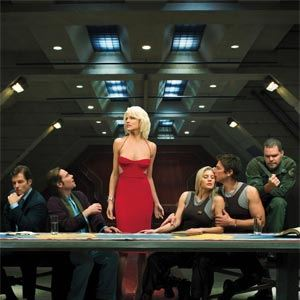 Battlestar Galactica : Affiche