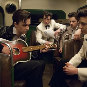 Nowhere Boy : Photo Aaron Taylor-Johnson, Sam Bell, Thomas Brodie-Sangster