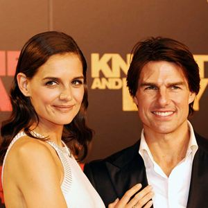 Night and Day : Photo Katie Holmes, Tom Cruise