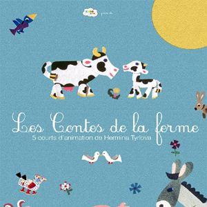 Les Contes de la ferme : Affiche Hermina Tyrlova