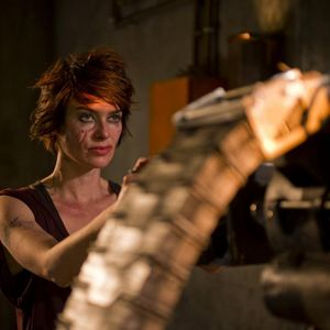 Dredd : Photo Lena Headey