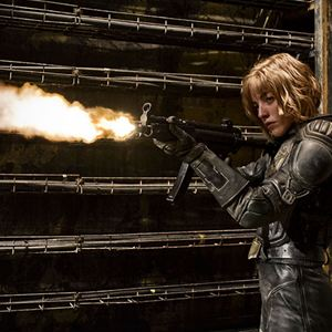 Dredd : Photo Olivia Thirlby, Pete Travis