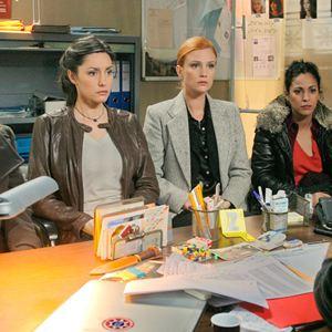 Photo Catherine Demaiffe, Claire Borotra, Léa Bosco, Olivier Sitruk, Samira Lachhab