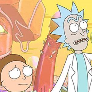 Rick et Morty : Affiche