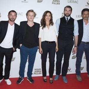 Sous Les Jupes Des Filles : Photo promotionnelle Alex Lutz, Audrey Dana, Guillaume Gouix, Pascal Elbé, Stanley Weber