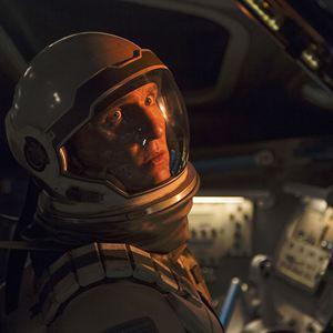 Interstellar : Photo Matthew McConaughey
