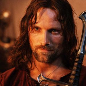 Le Seigneur des anneaux : le retour du roi : Photo Viggo Mortensen