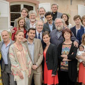 Photo Agathe Boussières, Alexandre Thibault, Anny Duperey, Bernard Le Coq, Daniel Tarrare