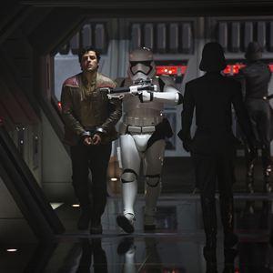 Star Wars - Le Réveil de la Force : Photo Oscar Isaac