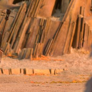Kubo et l'armure magique : Photo
