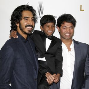 Lion : Photo promotionnelle Dev Patel, Saroo Brierley, Sunny Pawar