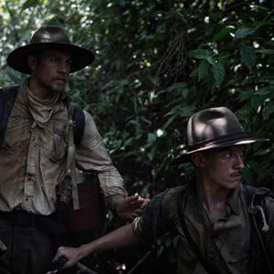 The Lost City of Z : Photo Charlie Hunnam, Tom Holland