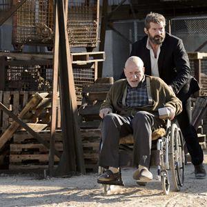 Logan : Photo Hugh Jackman, Patrick Stewart