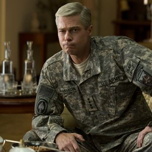 War Machine : Photo Brad Pitt