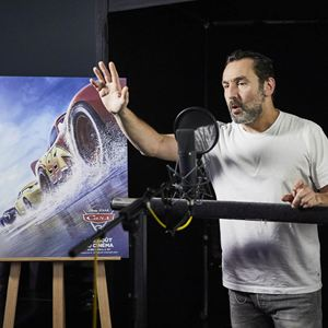 Cars 3 : Photo promotionnelle Gilles Lellouche