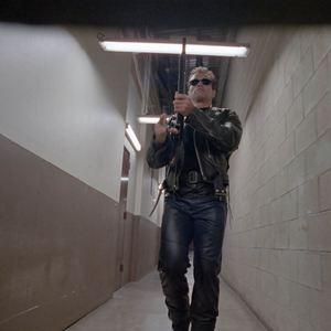 Terminator 2 : le Jugement Dernier : Photo Arnold Schwarzenegger