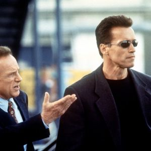 L'Effaceur : Photo Arnold Schwarzenegger, James Caan