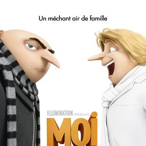 Poster du film Moi moche et méchant 3 en streaming VF
