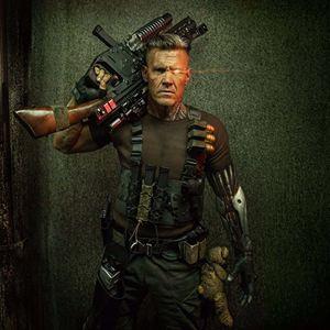 Deadpool 2 : Photo Josh Brolin