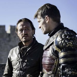 Photo Jerome Flynn, Nikolaj Coster-Waldau