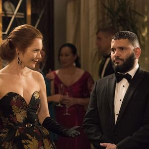Photo Darby Stanchfield, Guillermo Diaz