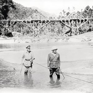 Le Pont de la rivière Kwaï : Photo