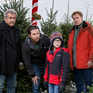 Very Bad Dads 2 : Photo Mark Wahlberg, Mel Gibson, Owen Vaccaro, Will Ferrell