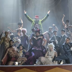 The Greatest Showman : Photo Keala Settle, Zendaya