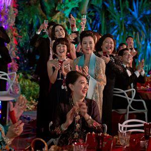 Crazy Rich Asians : Photo Michelle Yeoh