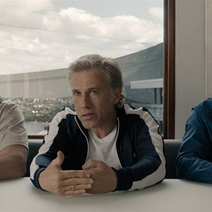 Downsizing : Photo Christoph Waltz, Matt Damon, Udo Kier