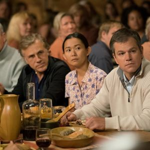 Downsizing : Photo Christoph Waltz, Hong Chau, Matt Damon, Udo Kier