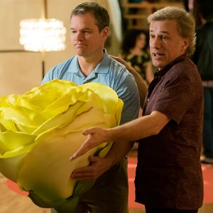 Downsizing : Photo Christoph Waltz, Matt Damon