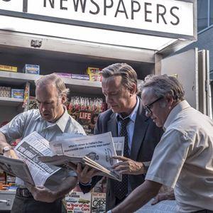 Pentagon Papers : Photo Bob Odenkirk, Tom Hanks