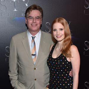 Le Grand jeu : Photo promotionnelle Aaron Sorkin, Jessica Chastain