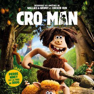 Cro Man : Affiche