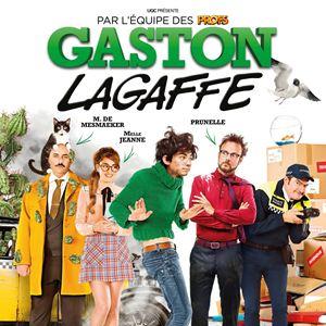 Gaston Lagaffe : Affiche