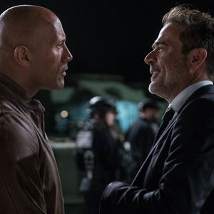 Rampage : Photo Dwayne Johnson, Jeffrey Dean Morgan