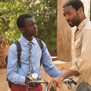 The Boy Who Harnessed the Wind : Photo Chiwetel Ejiofor