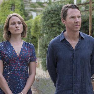 Photo Anna Madeley, Benedict Cumberbatch