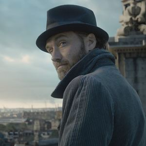 Les Animaux fantastiques : Les crimes de Grindelwald : Photo Jude Law
