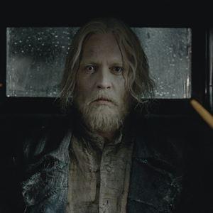 Les Animaux fantastiques : Les crimes de Grindelwald : Photo Johnny Depp