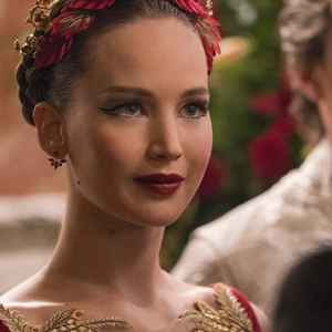 Red Sparrow : Photo Jennifer Lawrence