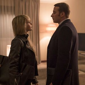 Red Sparrow : Photo Jennifer Lawrence, Matthias Schoenaerts